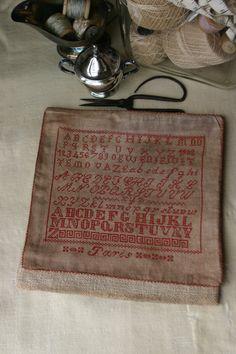 1902 Paris Sampler Bag - Stacy Nash
