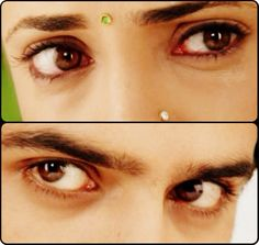 These pair of eyes.....mesmerize all
