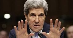 John Kerry channels Paul Ehrlich with doomsday predictions of climate change and threats to national security  Boy the apple does not fall far form the crazy tree.  What a total globalist puppet.