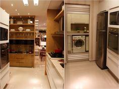 Cozinha e Lavand Plaenge