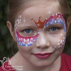 Face Painting Flowers, Adult Face Painting, Face Painting Designs, Painting For Kids, Body Painting, Tribal Face, Butterfly Flowers, Fourth Of July, Face And Body