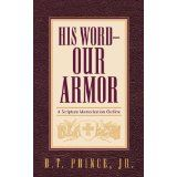 His Word - Our Armor (Paperback)By B.T. Prince Jr.