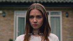 Alyssa-The end of the f***ing world Quotes. World Quotes, Film Quotes, Foto Poster, Movie Lines, Charles Bukowski, Mood Pics, Laura Lee, Quote Aesthetic, Belle Photo