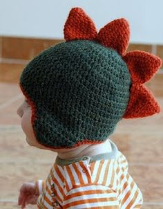 Dinosaur woolly hat!! so freaking cute. this come in adult size??