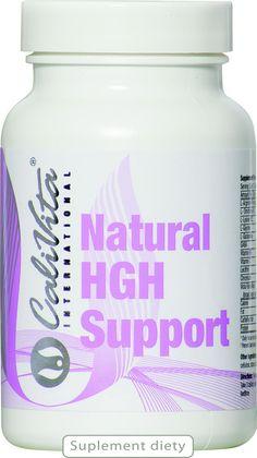 Natural HGH Support: naturalny hormon wzrostu