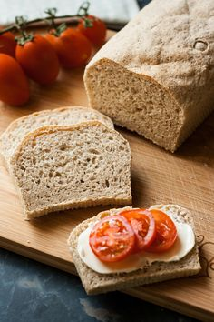 Gluténmentes félbarna kenyér recept - Kifőztük, online gasztromagazin Paleo, Bakery, Recipies, Bread, Food, Diet, Gluten Free, Recipes, Eten