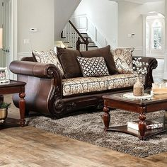 Product Name: ALESSIO SM6406 SF Sofa. Call Anna To Find Out More: