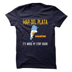 MAR DEL ① PLATA - Its where my story ⑥ begins!MAR DEL PLATA - Its where my story begins!