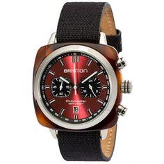La boîte à montre: BRISTON Clubmaster Sport Gentleman Chronographe