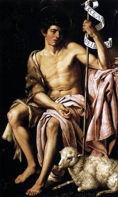 [Bartolomé González y Serrano - São João Baptista]