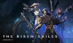 Free-to-play MMORPG Skyforge gets more free content in May, with the free Risen Exiles expansion adding three new character classes for PlayStation 4 gamers. The Necromancer, Monk and Witch will be added to the roster of immortals to choose from, with new challenges also coming to the game. That includes a scaling endgame zone in …