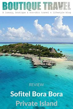 In a beautiful part of French Polynesia, Bora Bora's geographical position ensures a warm climate throughout the year and, combined with its lagoons and sandy beaches, it is a real treat for tourists seeking relaxation. The main attraction, besides palm trees, corals and a rich sea life, are the stunning overwater bungalows.
