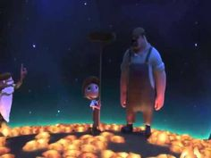 ▶ La Luna-an amazing Disney Pixar Video Compare and Contrast