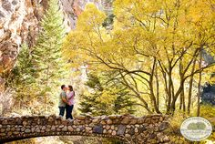 Colorado Springs Engagement Photography