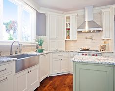 Kitchen Renovation Window Sink Design, Pictures, Remodel, Decor and Ideas - page 11