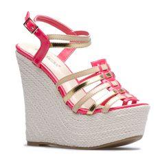 Ivie in pink by Shoedazzle