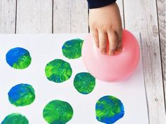 Space Theme Preschool, Earth Day, Go Green, Van Gogh, Diy And Crafts, Toys, Blog, Activities, Creative