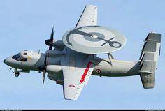 French Navy (Marine) Grumman E-2C Hawkeye