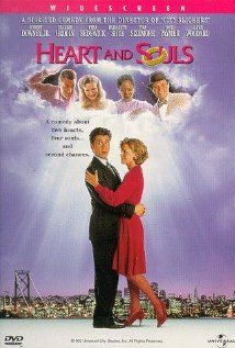 Heart and Souls__There's an excellent cast in this feel-good rom-com about four souls who need a body and one guy who needs some soul. Robert Downey, Jr. stars in this bittersweet story about important things to do while you're dead.
