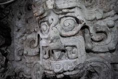 Sun God Images Surround a New Maya Temple Discovery