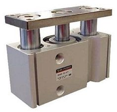 SMC MGQM40-150 MGQ Series Guided Pneumatic Air Cylinder, 40mm Bore, 150mm Stroke #SMCCorporation