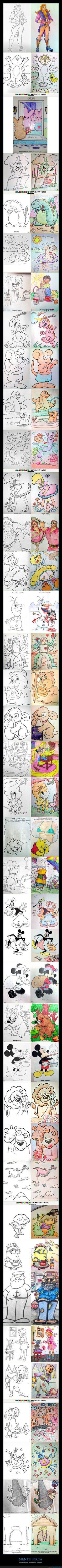 Esto es lo que pasa cuando adultos colorean 39 dibujos para niños - Sólo tenías que ponerle color, por favor   Gracias a http://www.cuantarazon.com/   Si quieres leer la noticia completa visita: http://www.estoy-aburrido.com/esto-es-lo-que-pasa-cuando-adultos-colorean-39-dibujos-para-ninos-solo-tenias-que-ponerle-color-por-favor/