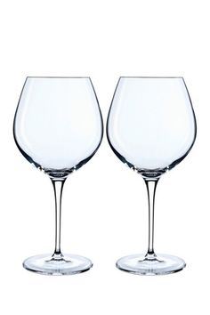 Smooth Reds Wine Glass - Set of 2