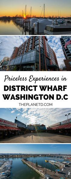 District Wharf is the newest , hip district in Washington DC. Travel Ideas, Travel Photos, Travel Guide, Travel Inspiration, Adventure Awaits, Adventure Travel, Washington Dc Travel, Capitol Hill, Travel Wall