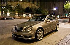 BENZTUNING: Mercedes-Benz C240 4MATIC W203
