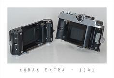 Classic Cameras Friday! Kodak Ektra – 1941 | CesarDPhoto.com ~ Finding Light in Every Dark Place.