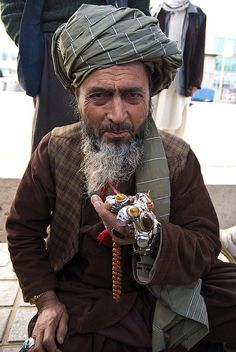 Afghanistan He's selling and I'm buying. Silver jewelry.