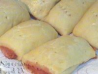 Nigerian Sausage Rolls