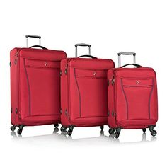 Luggage Sets Collections | Heys America Cloud 9 3 Piece Set * Check out this great product. Note:It is Affiliate Link to Amazon.