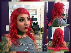 #HairdresserInBuenosAires #Sicodelica www.Sicodelica.com