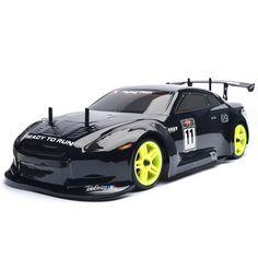 HSP RC Auto 4wd Nitro Gas Power Telecomando Auto Scala 1/10 sulla Strada Drift Racing 94122 Xstr Ad Alta Velocità Hobby Rc Auto Drift