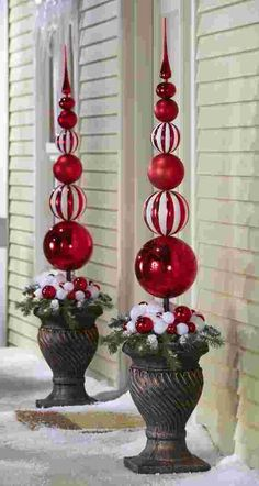 Outdoor-Christmas-Decorations-For-A-Holiday-Spirit-_371.jpg (570×1068)