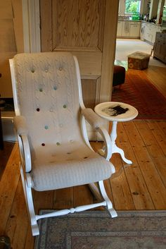 Knitted chair :-))