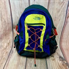 The North Face Borealis Daypack Ruck Sack Backpack Work Hiking Gym School Laptop North Face Borealis, North Face Backpack, My Ebay, The North Face, Hiking, Laptop, Backpacks, Gym, Sacks