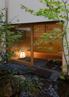 Japan Interior, Patio Interior, Interior And Exterior, Japanese Style House, Japanese Modern, Traditional Japanese, Japan Architecture, Sustainable Architecture, Japan Design