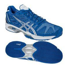 Las Asics Gel Solution Speed 2 Clay son unas zapatillas de padel muy comodas, con un agarre brutal y con gran durabilidad.  http://www.newpadel.es/zapatillas-asics/1910-Asics-Gel-Solution-Speed-2-Clay-E401Y-4293.html