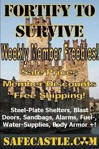 Prepper Freebies! http://www.safecastle.com/fortify-to-survive.aspx