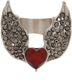 #hottopic.com             #ring                     #LOVEsick #Bling #Heart #Ring #Topic                LOVEsick Bling Heart Ring   Hot Topic                                         http://www.seapai.com/product.aspx?PID=137851
