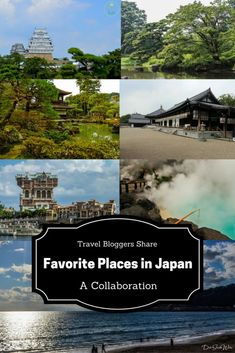 Travel bloggers share their favorite places in Japan. Read more about what to do in Japan, where to go in Japan, and some great tips about traveling in Japan! #Japan #JapanTips #VisitJapan