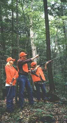 International Hunter Educational Association.  Has a course to take.