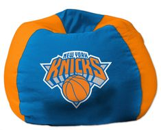"Knicks OFFICIAL National Basketball Association, 102"" Bean Bag by The Northwest Company"