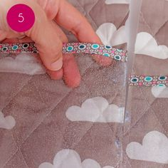 DIY : réaliser une housse pour machine à coudre - Ma petite Mercerie, le blog