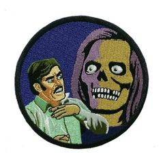 Pulp Patch #1  Available at:  http://shop.scumbagsandsuperstars.com/collections/color-patches/products/mexican-pulp-graphic-vintage-art-patch-1