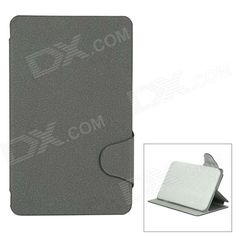 Protective PU Case w/ Stand for Lenovo S5000 - Grey Price: $13.38