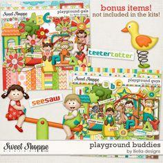 Playground Buddies - Liella