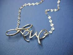 Love Necklace, LOVE!